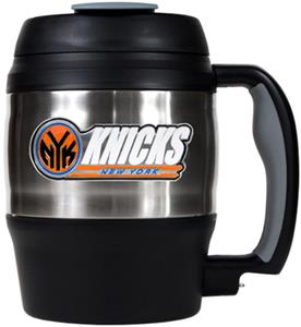 NBA NY Knicks 52oz Stainless Macho Travel Mug