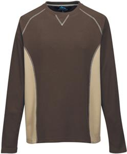 TRI MOUNTAIN Logan Micro Fleece Crewneck Pullover