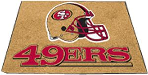 Fan Mats San Francisco 49ers Ulti-Mat