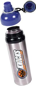 NBA New York Knicks Water Bottle w/Blue Top