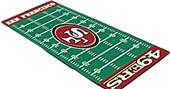Fan Mats San Francisco 49ers Football Field Runner