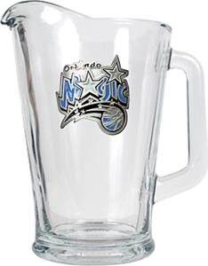 NBA Orlando Magic 1/2 Gallon Glass Pitcher