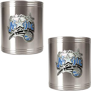 NBA Orlando Magic Stainless Steel Can Holders
