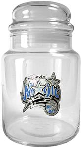 NBA Orlando Magic Glass Candy Jar