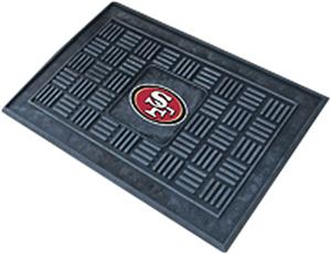 Fan Mats San Francisco 49ers Door Mat
