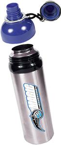 NBA Orlando Magic Water Bottle w/Blue Top