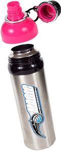 NBA Orlando Magic Water Bottle w/Pink Top