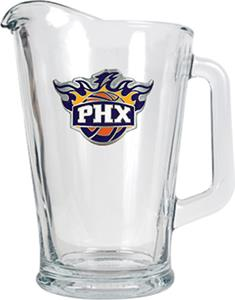 NBA Phoenix Suns 1/2 Gallon Glass Pitcher