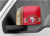 Fan Mats San Francisco 49ers Large Mirror Cover