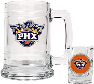 NBA Phoenix Suns Boilermaker Gift Set