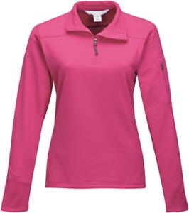 TRI MOUNTAIN Ladies Renata 1/4 Zip Pullover