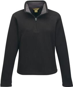 TRI MOUNTAIN Ladies Savona 1/4 Zip Pullover