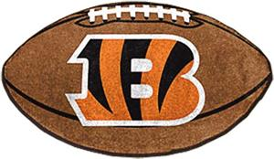 Fan Mats Cincinnati Bengals Football Mat