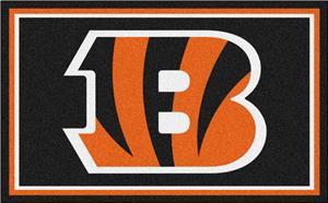 Fan Mats Cincinnati Bengals 4x6 Rug