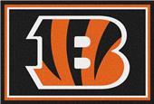Fan Mats NFL Cincinnati Bengals 5x8 Rug