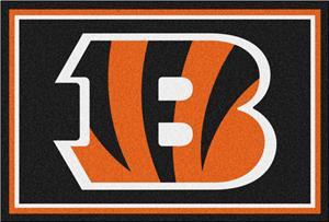 Fan Mats Cincinnati Bengals 5x8 Rug