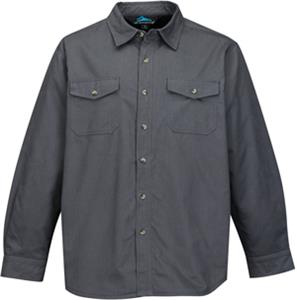 TRI MOUNTAIN Tahoe Sherpa Twill Shirt Jacket