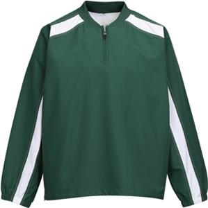 TRI MOUNTAIN Mens Chandler 1/4-Zip Windshirt