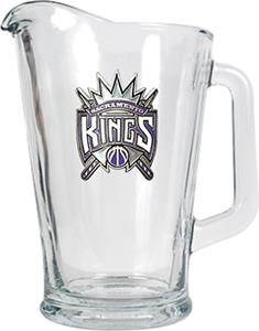 NBA Sacramento Kings 1/2 Gallon Glass Pitcher