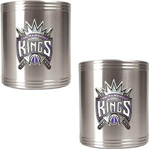 NBA Sacramento Kings Stainless Steel Can Holders