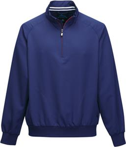 TRI MOUNTAIN Mens Bennett 1/4-Zip Windshirt