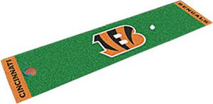 Fan Mats Cincinnati Bengals Putting Green Mat