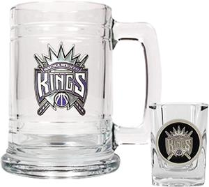 NBA Sacramento Kings Boilermaker Gift Set