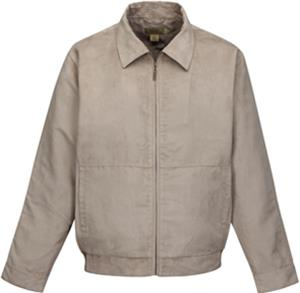 TRI MOUNTAIN Mens Conrad Microsuede Jacket