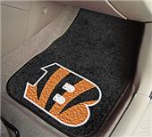 Fan Mats Cincinnati Bengals Carpet Car Mats (set)