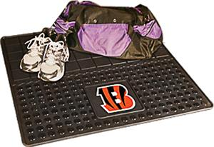 Fan Mats Cincinnati Bengals Vinyl Cargo Mat