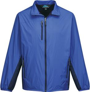 TRI MOUNTAIN Mens Mallory Nylon Shell Jacket