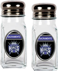 NBA Sacramento Kings Salt & Pepper Shaker Set