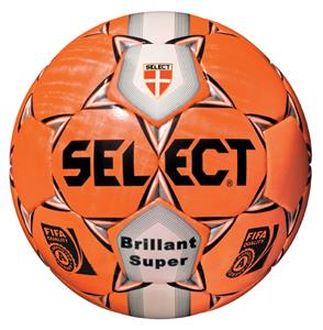Select FIFA Brilliant Super Soccer Ball - Orange
