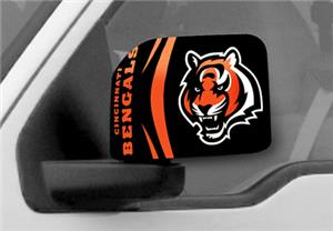 Fan Mats Cincinnati Bengals Large Mirror Cover