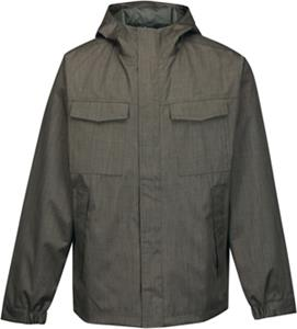 Mens Freeride Mini-Herringbone Weave Jacket