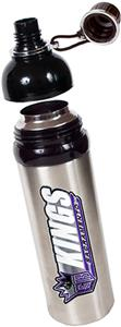 NBA Sacramento Kings Water Bottle w/Black Top