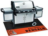 Fan Mats NFL Cincinnati Bengals Grill Mat