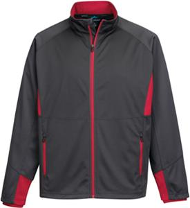 TRI MOUNTAIN Mens Trailway Knit Polyester Jacket