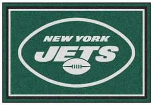 Fan Mats NFL New York Jets 5x8 Rug