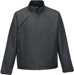 TRI MOUNTAIN Mens Overland Crosshatch Weave Jacket