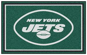 Fan Mats New York Jets 4x6 Rug