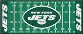 Fan Mats New York Jets Football Field Runner