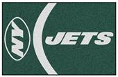 Fan Mats Jets Uniform Inspired Mat