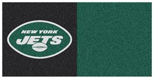Fan Mats NFL New York Jets Carpet Tiles