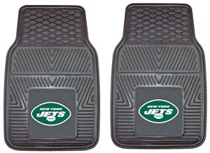 Fan Mats New York Jets Vinyl Car Mats (set)
