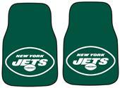 Fan Mats New York Jets Carpet Car Mats (set)