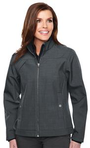 Womens Oakbrook Crosshatch Weave Jacket