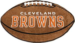 Fan Mats Cleveland Browns Football Mat