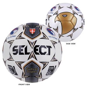 Select USFF Futsal Super Soccer Ball