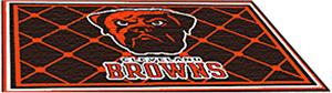 Fan Mats Cleveland Browns 5x8 Rug